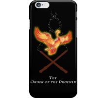 The Order of the Phoenix  iPhone Case/Skin