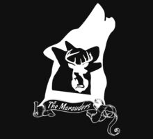 The Marauders (White) T-Shirt