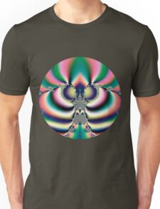 Rainbow Butterfly Unisex T-Shirt