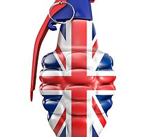British grenade by GrandeDuc