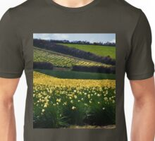 A Host of Golden Daffodils.... Unisex T-Shirt