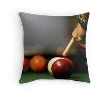 precision Throw Pillow