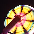 Spinning lights by JohnBuchanan