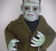 Frankenstien Halloween Monster by Jonice