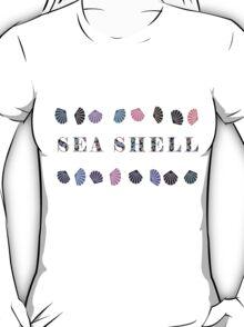 Sea Shell T-Shirt T-Shirt