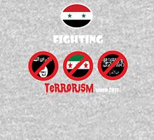 Syria-fighting terrorism since 2011 Unisex T-Shirt