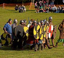 Viking advance by Jon Lees