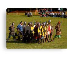 Viking advance Canvas Print