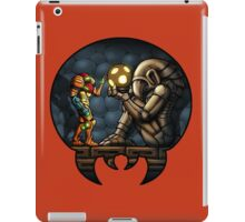 The First Chozo iPad Case/Skin