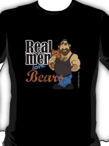 Real Men Love Bears T-Shirt
