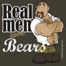 Real Men Love Bears - Military by Dubon
