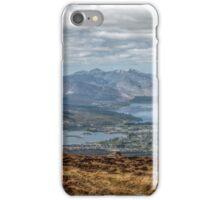 The Great Glen Scotland iPhone Case/Skin