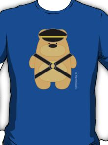 Bear Toy - Leather Blond T-Shirt