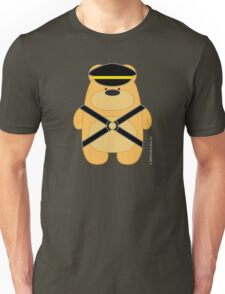 Bear Toy - Leather Blond Unisex T-Shirt