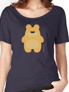 Bear Toy - Blond Women's Relaxed Fit T-Shirt