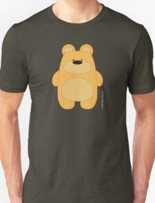 Bear Toy - Blond Unisex T-Shirt