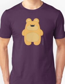 Bear Toy - Blond Unisex T-Shirt