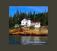 Maine - Bar Harbor Bass Harbor Lighthouse Unisex T-Shirt