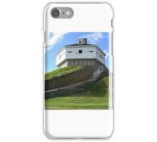 Old fort iPhone Case/Skin