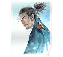 Vagabond Miyamoto Musashi Poster