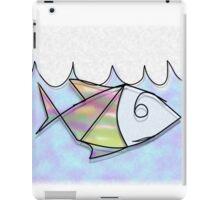 Wire Fish iPad Case/Skin