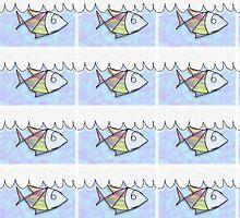 Wire Fish by Almdrs
