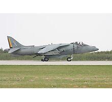 US Marine Harrier Photographic Print
