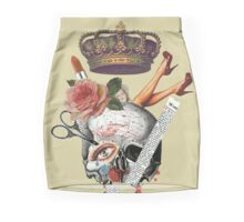 Savage Beauty Pencil Skirt