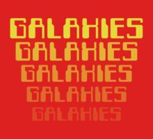 GALAXIES GALAXIES GALAXIES GALAXIES GALAXIES Kids Clothes
