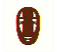 Kaonashi - No Face Art Print