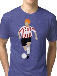 Paddy McCourt - The Ginger Pelé Tri-blend T-Shirt