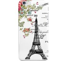 Paris Eiffel Tower iPhone Case/Skin