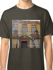 England - Oxford Statues Classic T-Shirt
