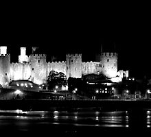 Conwy Castle by Lydia Griffiths
