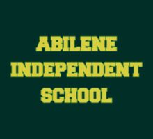 ABILENE INDEPENDENT SCHOOL by philbeck
