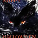 Happy Hallowe-en by MaeBelle