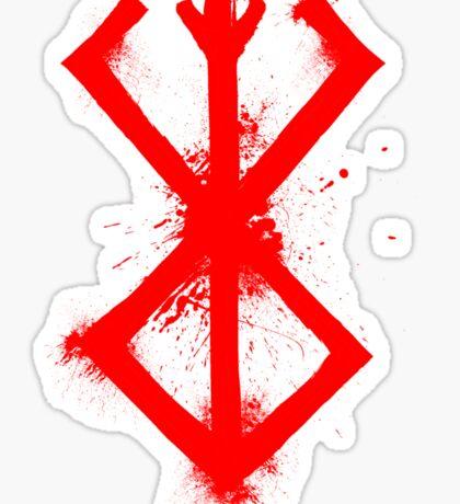 Cursed Mark Sticker
