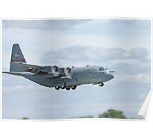 USAF C-130 Hercules Poster