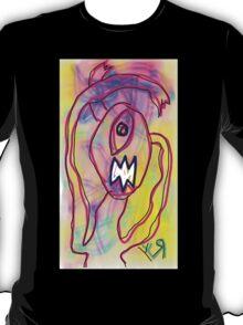 """""""Hot Mess"""" by Richard F. Yates T-Shirt"""
