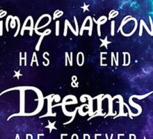 Walt Disney Qoute Sticker