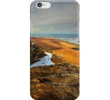 View from Ben Lomond iPhone Case/Skin