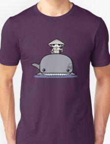 Whale Fishing Unisex T-Shirt