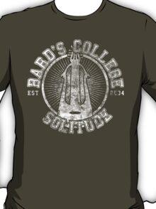 Skyrim - Bard's College of Solitude T-Shirt