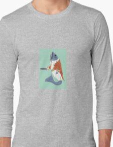 Fish Butler Long Sleeve T-Shirt