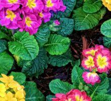 Floral Feast Sticker