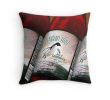Penguin Bay Throw Pillow