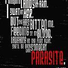 Parasite by J.M. Romig