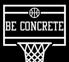 Be Concrete - Black Edition by Lukish