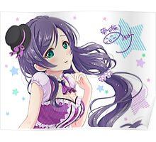 Love Live - Tojo Nozomi Poster