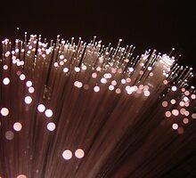 Fibre Optic lamp by ricroja